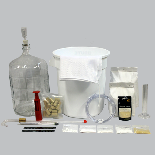 Home Fruit and Grape Winery Kit