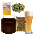 "HEFE-WEIZEN:  ""Yeasty Beasty Wheat"" Recipe Kit"